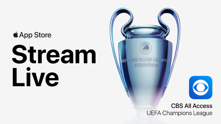 Image for the Tweet beginning: The @ChampionsLeague is now on