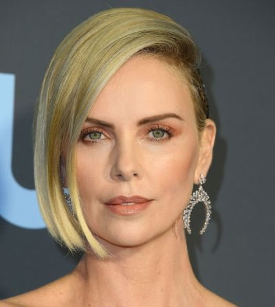 Happy Birthday Charlize Theron! As talented as she is beautiful.