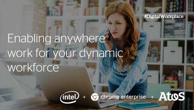 @Google, @Intel and Atos have partnered to bring together the best platforms, performance and...