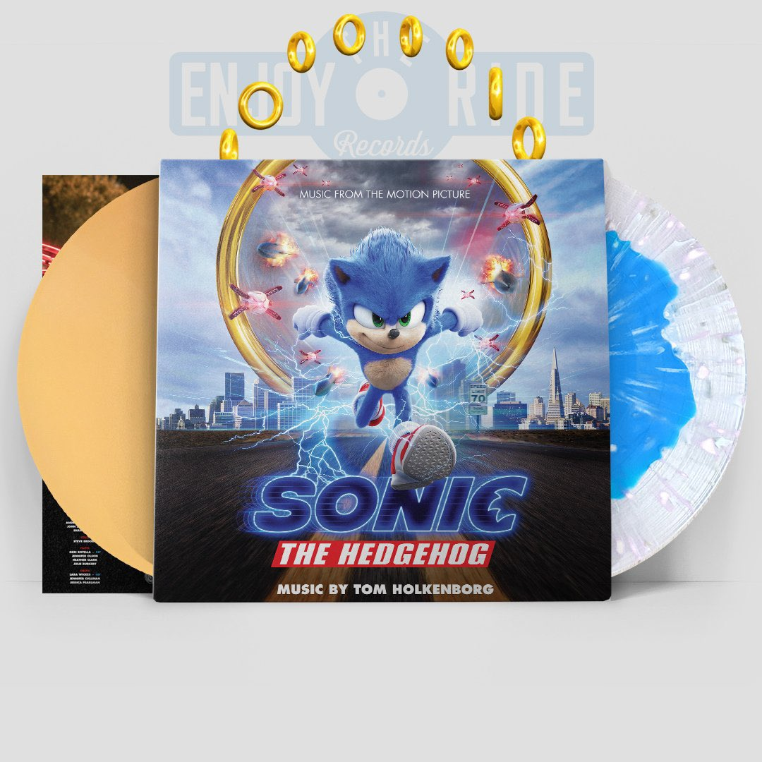 Happy Friday! We are running low on #Junkie_XL's @SonicMovie Music From The Motion Picture, so snag a copy before Sonic zooms out of the shop. #SonicMovie https://enjoytheriderecords.com/products/music-from-the-motion-picture-sonic-the-hedgehog-etr109-ett025?_pos=1&_sid=e4edb5cf9&_ss=r…pic.twitter.com/MCjrYgEG9N