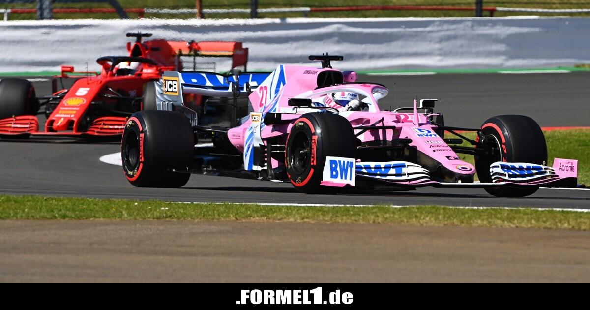 Nach @racingpointf1-Urteil: @ScuderiaFerrari legt Berufung ein! #F1 #F170 https://t.co/8hWKE7L7xU https://t.co/7GjfAOkdcq