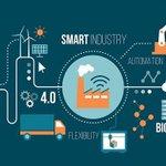 Image for the Tweet beginning: 6 Ways #IIoT benefits Modern