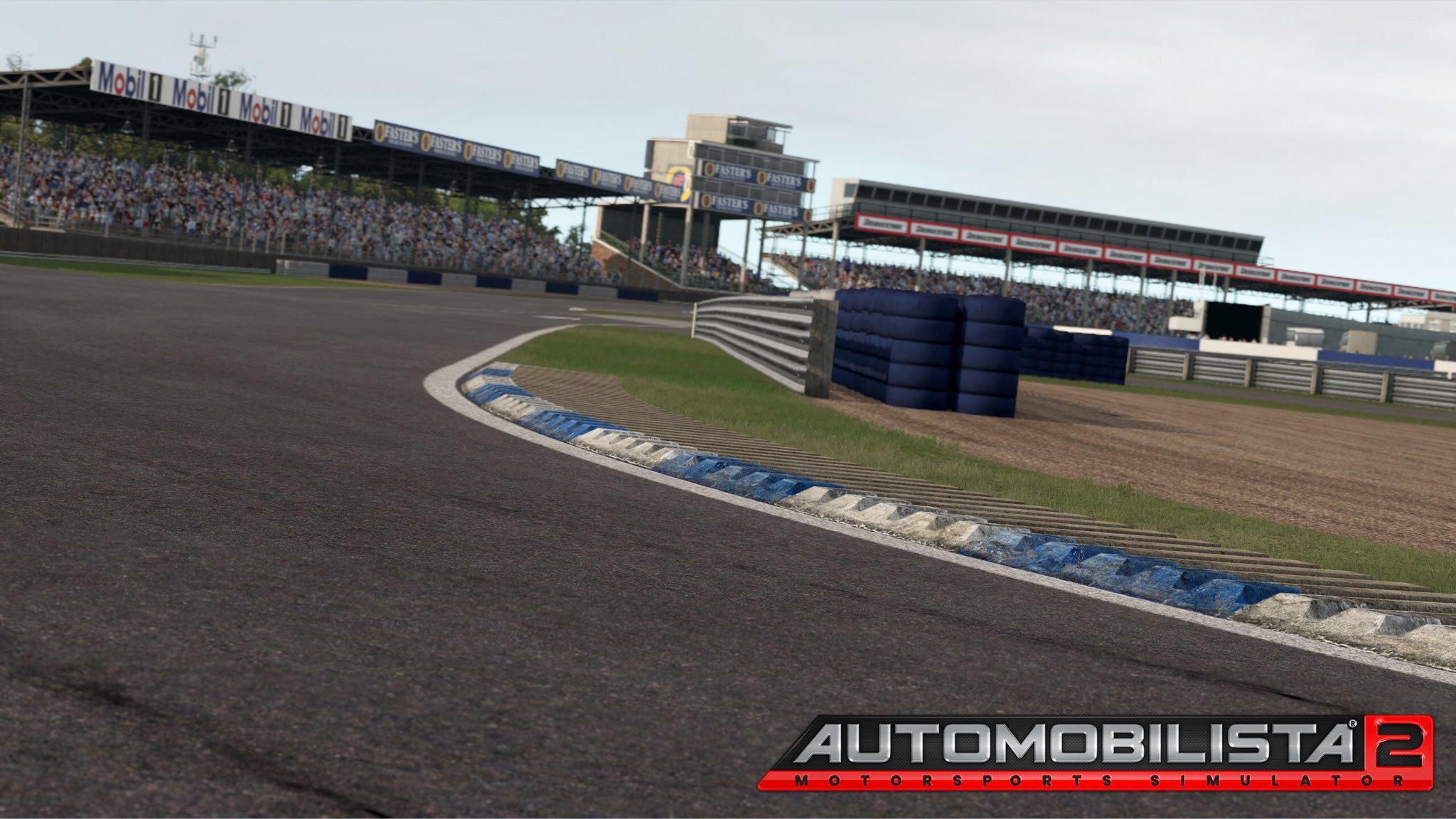 Video: Automobilista 2 historic Silverstone VR hotlap