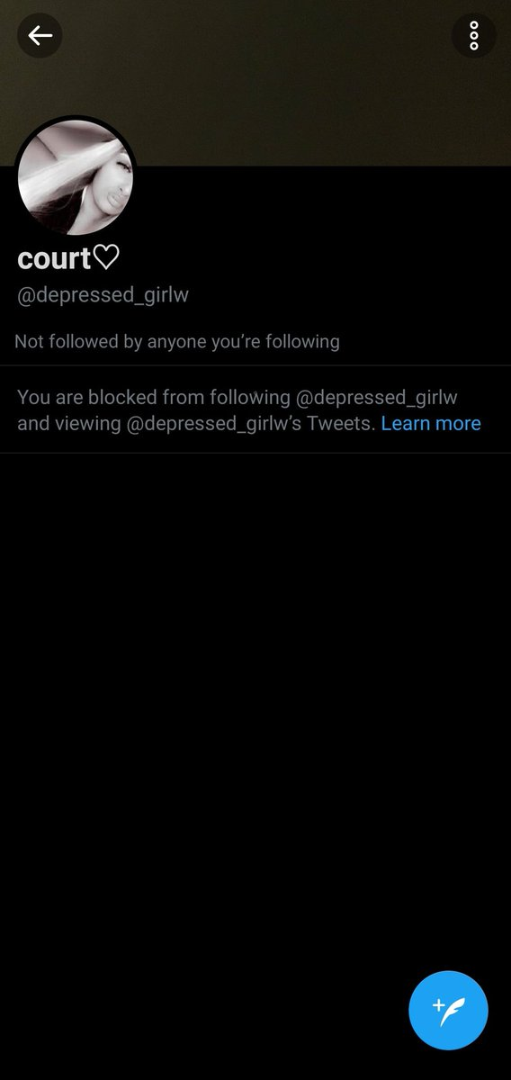 Follows me then blocks me straight away pic.twitter.com/pMyGpPHRAW