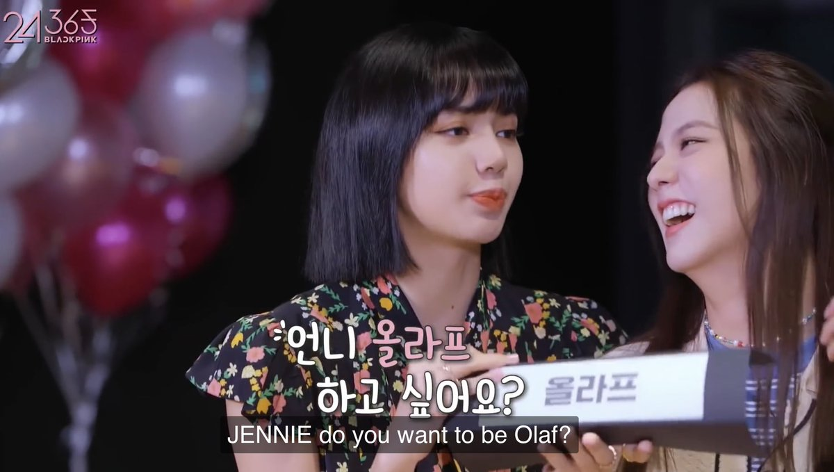 jennie acting cute to get what she wants lol https://t.co/WGfpNSOmFw