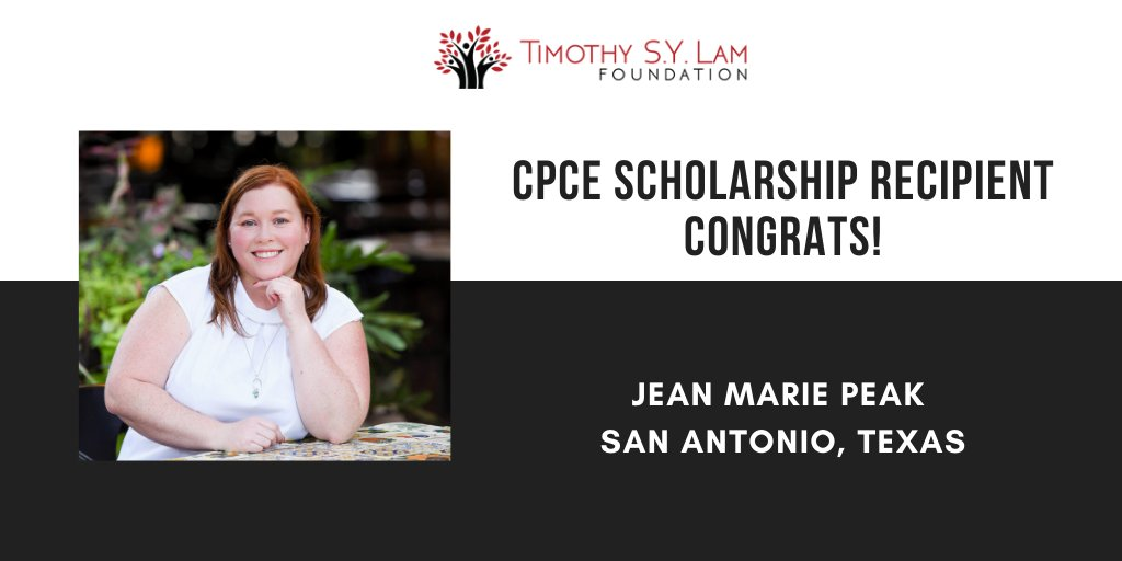 Scholarship applications are due Aug 15th!  For more information and to apply online, please visit http://www.timothysylam.org  #certification #scholarship #cmp #cpce #specialevents #eventplanner #tsylf #nonprofit #hospitalitypic.twitter.com/SxMDrDpLrr