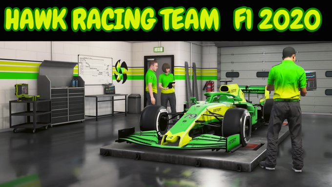 https://t.co/XY7gajrfJI episode 2 streamed live on twitch race about to start #HawkRacingTeam #HRT #F12020 #F12020game https://t.co/OQf4gTAUS3
