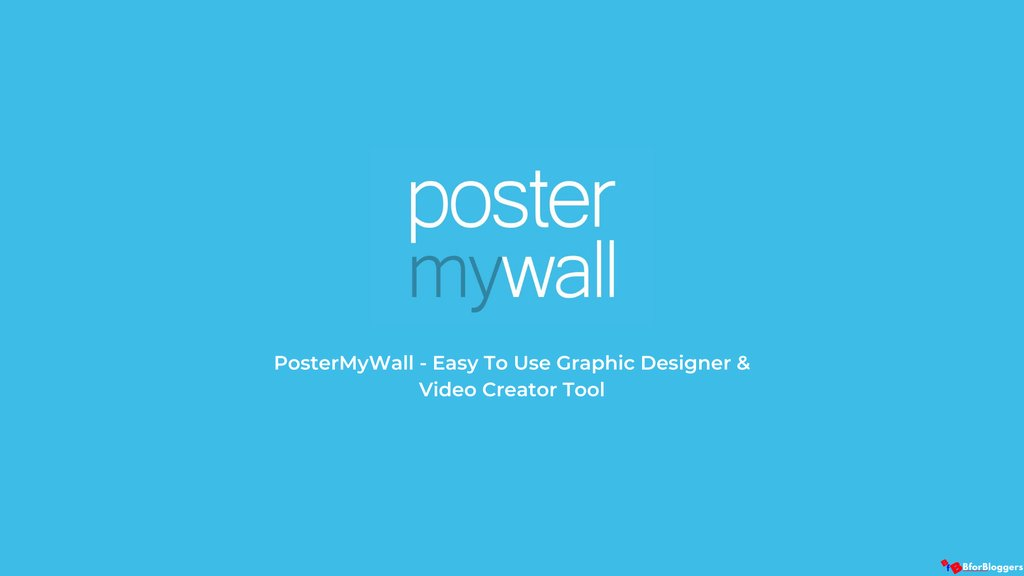 You need the right tool to create graphics online and once such a tool is PosterMyWall – a tool that allows you to create videos and multiple types of graphics online.  Read more https://lttr.ai/Ur3w  #graphicdesign #videocreator #socialmediapic.twitter.com/5W17apcxBO