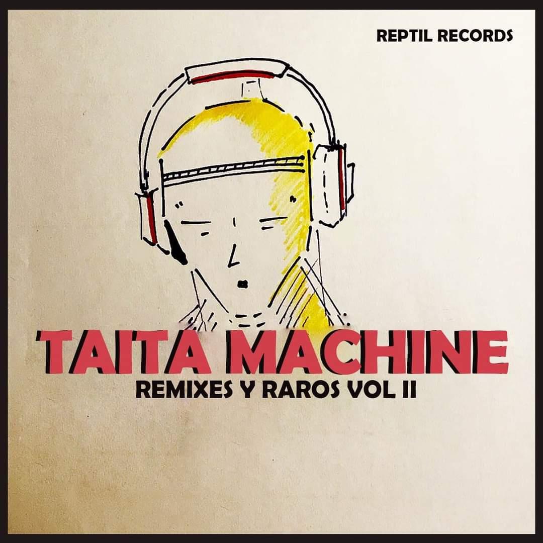 "Ya en @bandcamp ""Remix y Raros Vol. II"" de @taitamachine #DalePlayDisfrutayDifunde  https://t.co/u7c0yKlMd2  #bandcampmusic #new #ep #taitamachine #electro #downtempo #andesstep #chicha #dembow #trap #perroscallejeros #fabianvelasco #mitú #segundorosero #mateokingman https://t.co/1H7tFpEtkY"