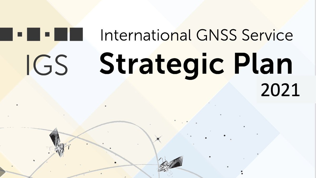 If you use any #IGSnetwork data or products, please consider participating in our brief #StrategicPlanning survey - your feedback is important to us! The survey is only in English, but responses will be accepted in English, Spanish, German, & French #gnss4impact #geodesy4impact https://t.co/8x8Lj72XFR