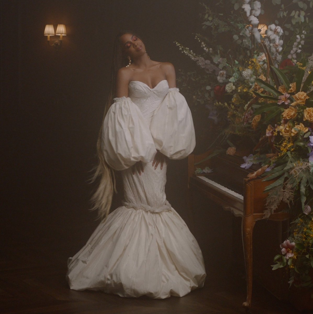 You can't wear a crown with your head down. #BlackIsKing, the new visual album from @Beyonce, is now streaming on #DisneyPlus.