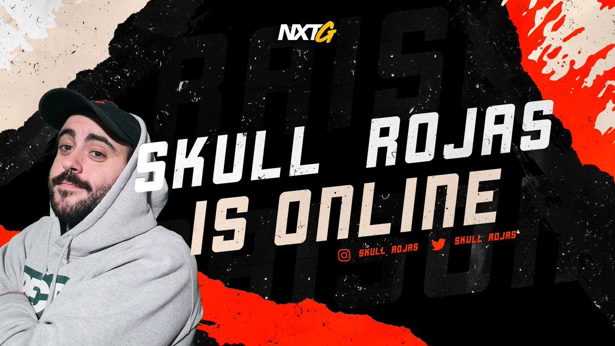 STREAM   Arranca directo nuestro pana @skull_rojas estáis listo para una noche de diversión.  https://www.twitch.tv/skullrojas  #WeAreRaisonpic.twitter.com/HephP1ttvX