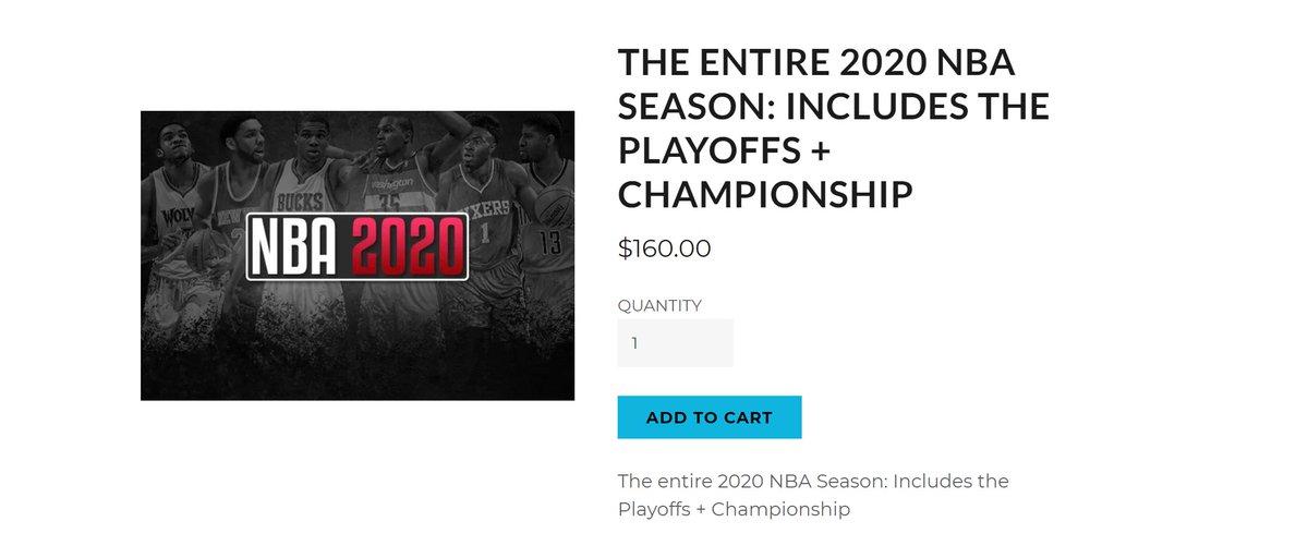 ALL NBA PICKS   $160  https://t.co/GFBWXK9ZEG https://t.co/qEj7kMtAKq