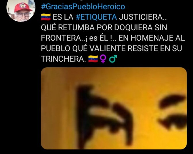 @1412Yolis @Vilma_Meche @ElRusoAlberto1 @mario310561 @kalimancastillo @yasmi70 @Araguaneyc3 @navea_mary @StellaDChavez @beatriz77748 @3guachara @WilfredoNc @MedinJE @edalge @SimnGuzmn7 @Jhon11Silva #GraciasPuebloHeroico