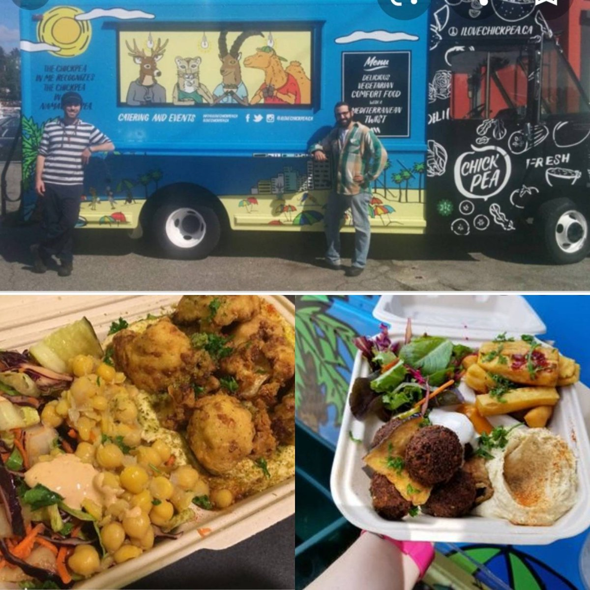 test Twitter Media - Super excited, another stellar food truck for Friday night #ilovechickpea Food Truck will be in the back of #NumbersCabaret today from 5 to 10. Lots of room inside in case it rains https://t.co/ucqpKFfVIC