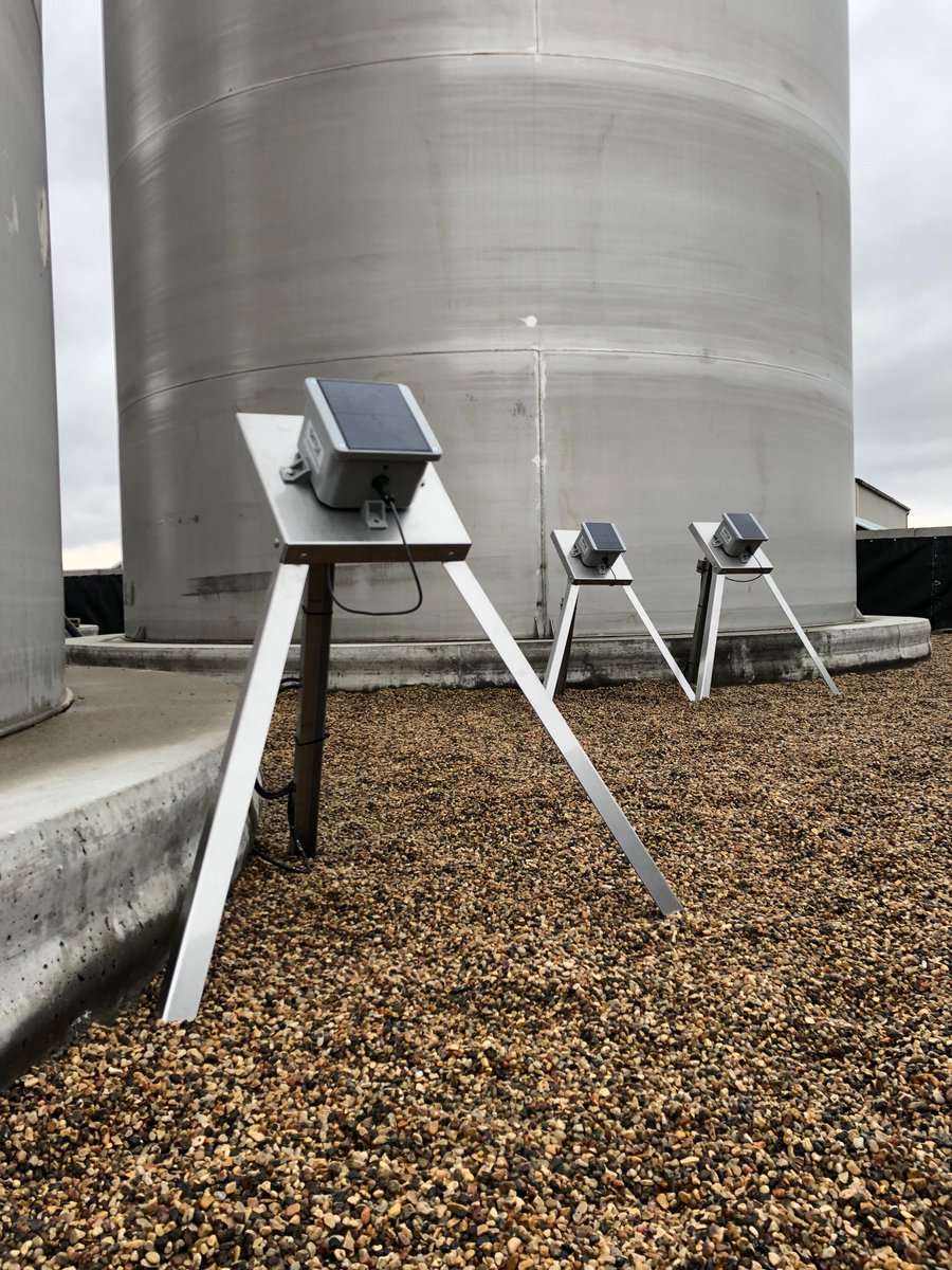 Our #LiquidTattleSystem can be connected to a number of applications, including #LiquidFertilizerTanks, chemical tanks, and water and waste management products. It allows you to view all liquid tank assets, product inventory and product levels using the web portal or app. pic.twitter.com/2knPcNy1jY