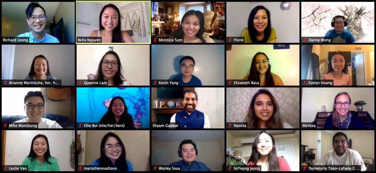 Our team just wrapped up 4 days of our digital 2020 Elevating Leaders Summit! A special thank you to all our staff, group facilitators, sponsors, and ELS Scholars for helping to make this a huge success! #MadeToElevate