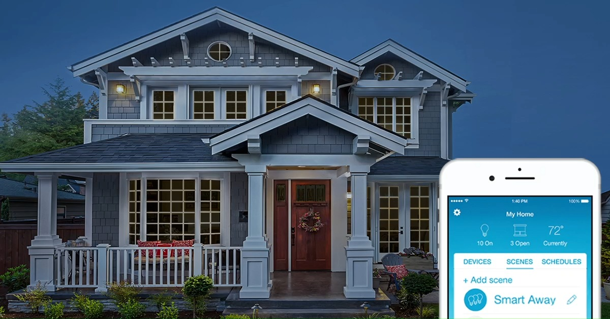 One last tip from #SimplifyYourLifeWeek: Enjoy the simple peace of mind of coming home to a well-lit house. Link your Caséta by Lutron devices to the Lutron #app, & have control at your fingertips whether you're on the go or just on the couch. Learn more: https://t.co/Xb412tZ77A
