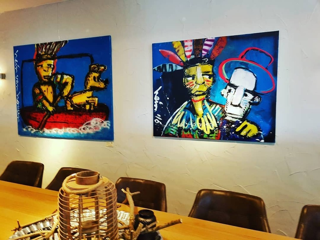 Expositie 2020  Saaie muur? Tijd voor een Hein aan de muur!   #dutchart #korenmolen #dutchartist #impressionistart #event #interieurdesign #impressionist #interieurontwerp #interiorstyling #impressionism #stockholm #postimpressionism #lichtwerker #impressionismo #arthistory …pic.twitter.com/nmIH9tmamY