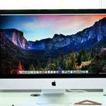 Image for the Tweet beginning: Compared: 2020 27-inch iMac vs