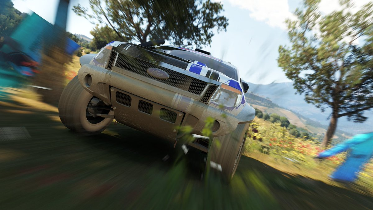Forza Horizon 2の実績解除したよ!  #ForzaHorizon2 #実績ショット  すべてを破壊!(G25) すべての Storm Island ボーナス ボードを集めたpic.twitter.com/ugLsKyEQmm