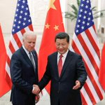 Image for the Tweet beginning: China wants to see Trump