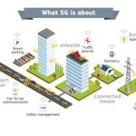 """Image for the Tweet beginning: """"#5G Technologies for #IoT"""" course"""