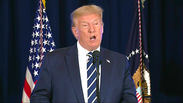 Over next two weeks, Pres Trump says hell be working on a major Executive Order, requiring health insurance companies to cover pre-existing conditions for all of its customers.