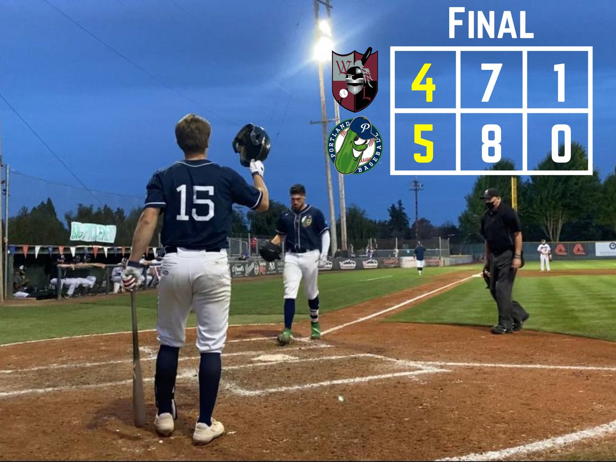 PICKLES WIN!!! Playoffs are tomorrow! Knights vs Gherkins at 2:30pm and Pickles vs GreyWolves at 7:30pm! The winners will move on to the Championship on Sunday! Get your tickets before they're gone!🥒⚾️🤠#getpickled   https://t.co/WYMr8krrTo https://t.co/79XW8wZjIh