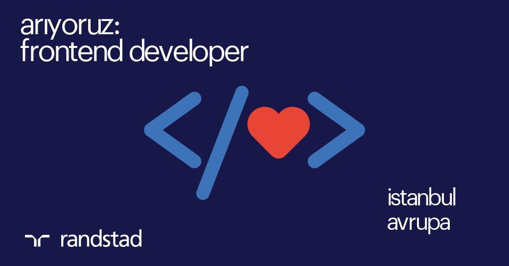 We are looking for Front-End Developer to take seats in exciting projects within our customer's company acting in game industy! https://buff.ly/2DhNidR #randstad #kariyer #işilanı #istanbul #yazılım #itpic.twitter.com/YQvaDUV70T