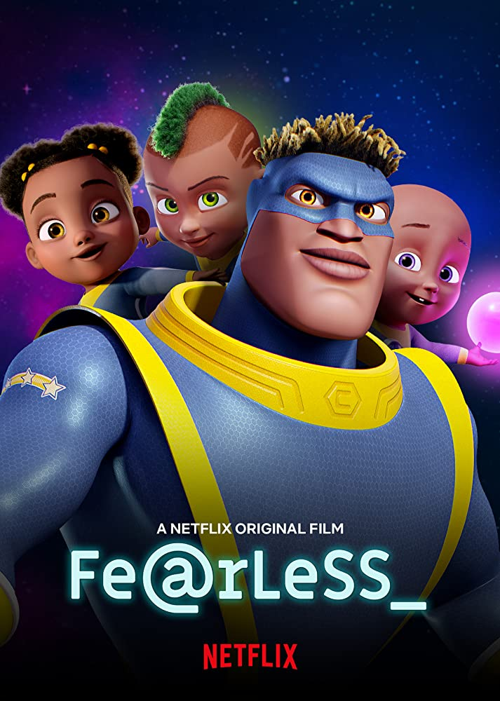 Download Fearless (2020) Hindi Web-DL 1080p 720p 480p HD | Dual Audio [Hindi 5.1 DD + English]