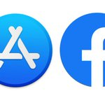 Image for the Tweet beginning: Facebook blames Apple for not