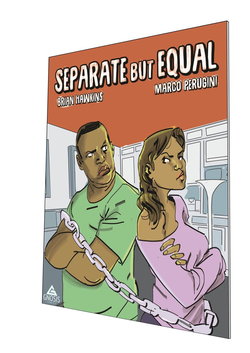 Trying to do some things with my self publishing co., GNOSIS Comics and we're doing a digital first comic book version of our soap opera web series Separate But Equal... It will be a PAY WHAT YOU WANT release on 08/12 #NCBD so be ready to #download y'all! #comics #digitalcomics pic.twitter.com/JyDf7H7GNw