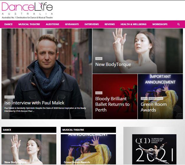 DANCELIFE E-NEWS | 8 AUGUST - 2020 - https://mailchi.mp/dancelife/dancelife-e-news-8-august-2020… Paul Malek is Decidedly Optimistic Despite the State of 2020 Dance Inspiration at the Ready!pic.twitter.com/Gapcjrhyj1