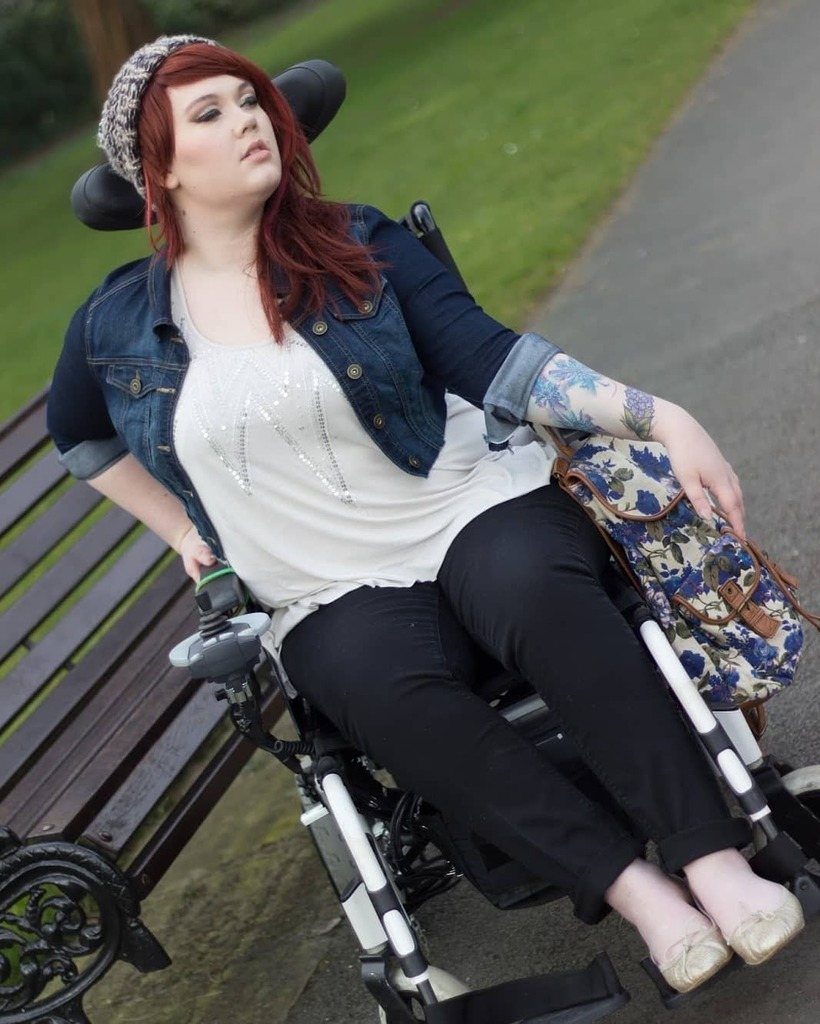 Our inspiration of the day is Disabled blogger @wheelingalong24  Keep beaming   . . #strongwomen #disability #disabled #yasskween #babewithamobilityaid #disabledfashion #slay #glam #shekilledit #blogger #bloglife #bloggersofinstagram #wheelchairdon… https://instagr.am/p/CDnCcwWg_D0/pic.twitter.com/xxXdhIHm6k