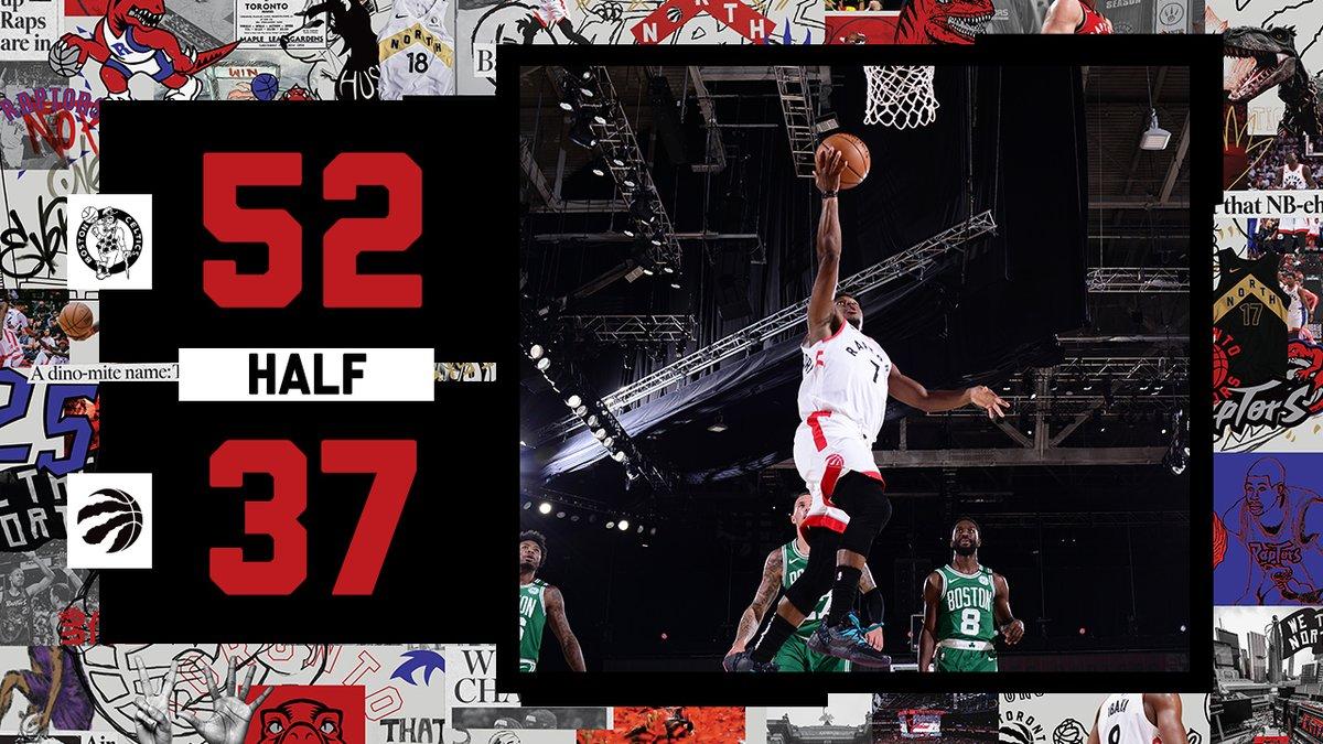 Halftime https://t.co/c1dbVLwQkD