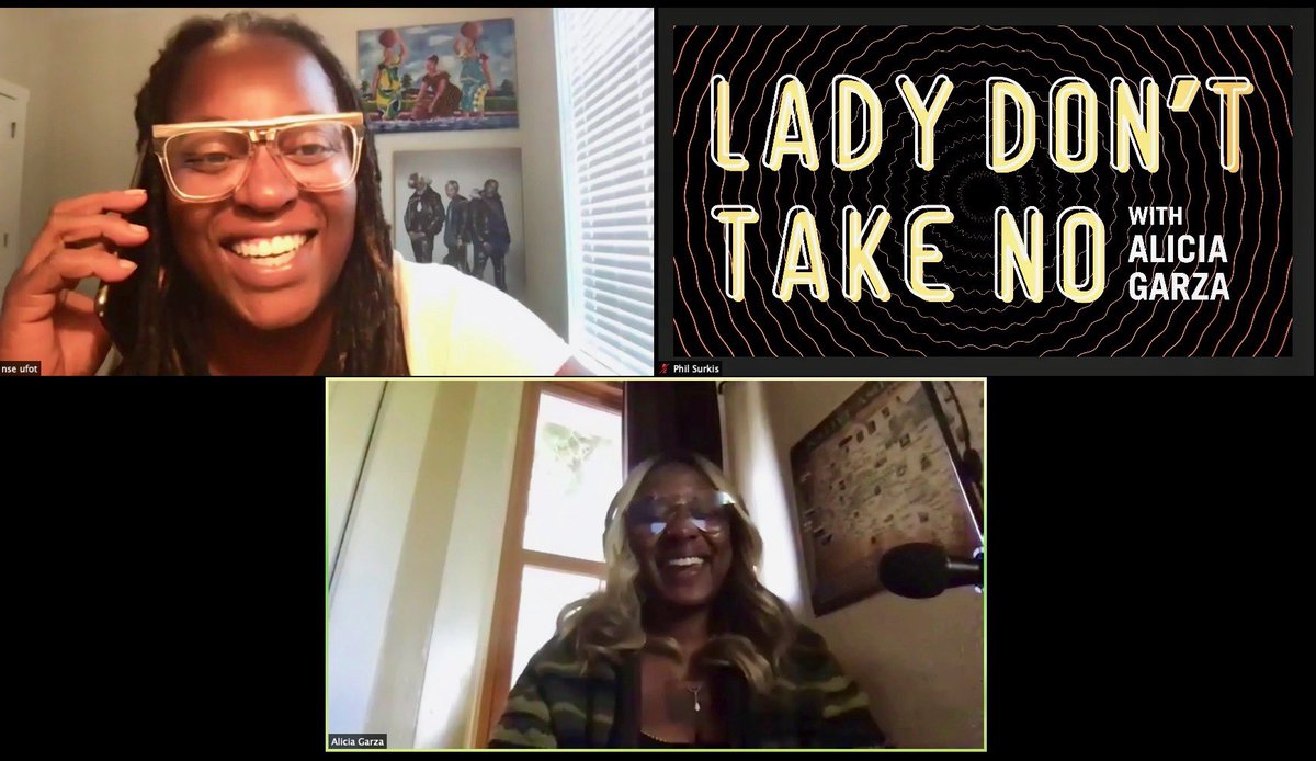 NEW EPISODE ALERT! This week we talk with @nseufot CEO of the New Georgia Project & a badass democracy defender! We talk all about being an African & an American, and how video games are critical to helping you vote. TUNE IN! #DoWhatchaLike lady-dont-take-no.simplecast.com/episodes/nse-u…