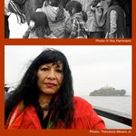 Image for the Tweet beginning: #VirtualLibrary Indigenous Women of Alcatraz