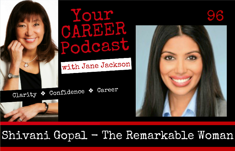 How to shatter the glass ceiling? Shivani Gopal tells us in this podcast  http://www.janejacksoncoach.com/96-shivani-gopal-remarkable-woman/… #strongwomen pic.twitter.com/GK1aRLsSOD