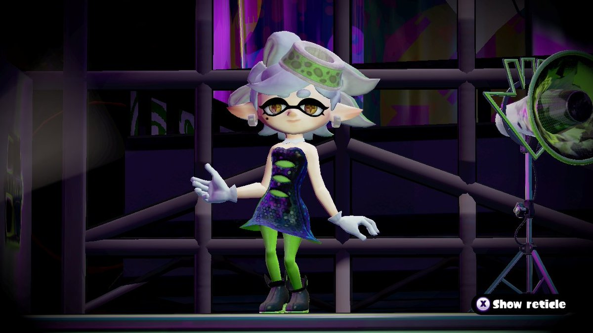 Poses of tide goes out  P.S: like and RT if you love this song #splatoon #WiiU #Marie pic.twitter.com/SCf95iwkyl