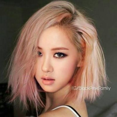 Rosé is still wonderful in short hair. Keep slayin babe(photo not mine I just found it in google. Thanks for these wonderful edit. Keep doin it) #ROSÉ #로제pic.twitter.com/aimTccfM0b