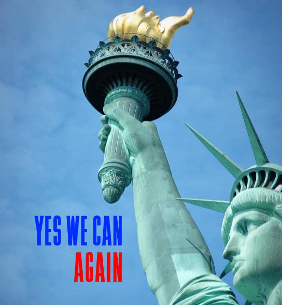 #YesWeCanAgain.  #JoeBidenForPresident2020. https://t.co/GGRPllYvfL