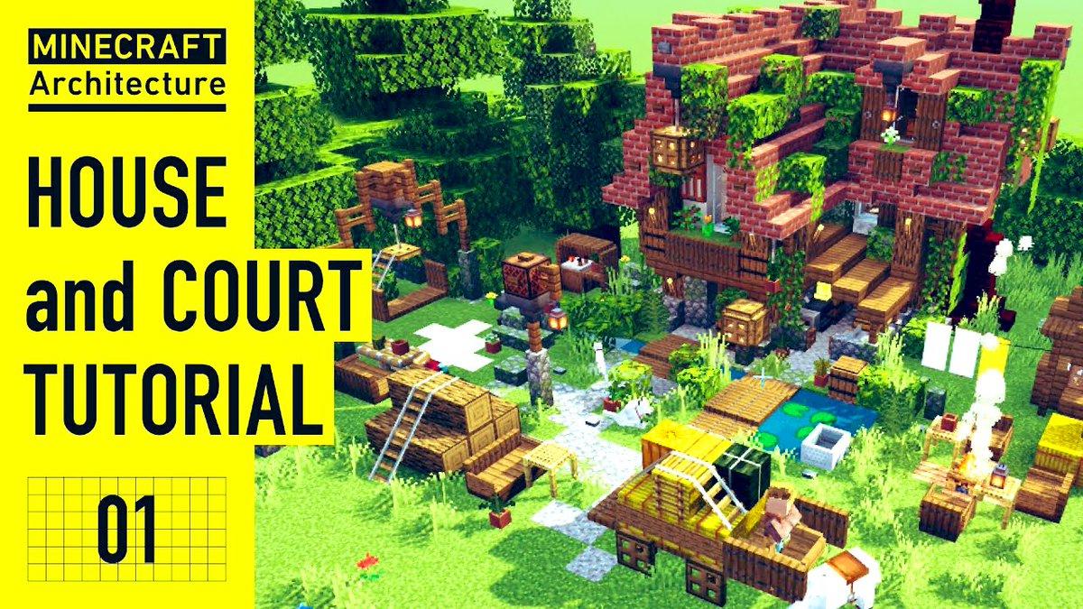 Hi guys.I've uploaded a tutorial on Minecraft. Please take a look! https://youtu.be/htJ7C16XVXA  #マイクラ #マインクラフト #minecraft #minecraft建築コミュ #minecraftbuild #architect #interior #tutorial  #建築 #basepic.twitter.com/89BKuZ3LkI