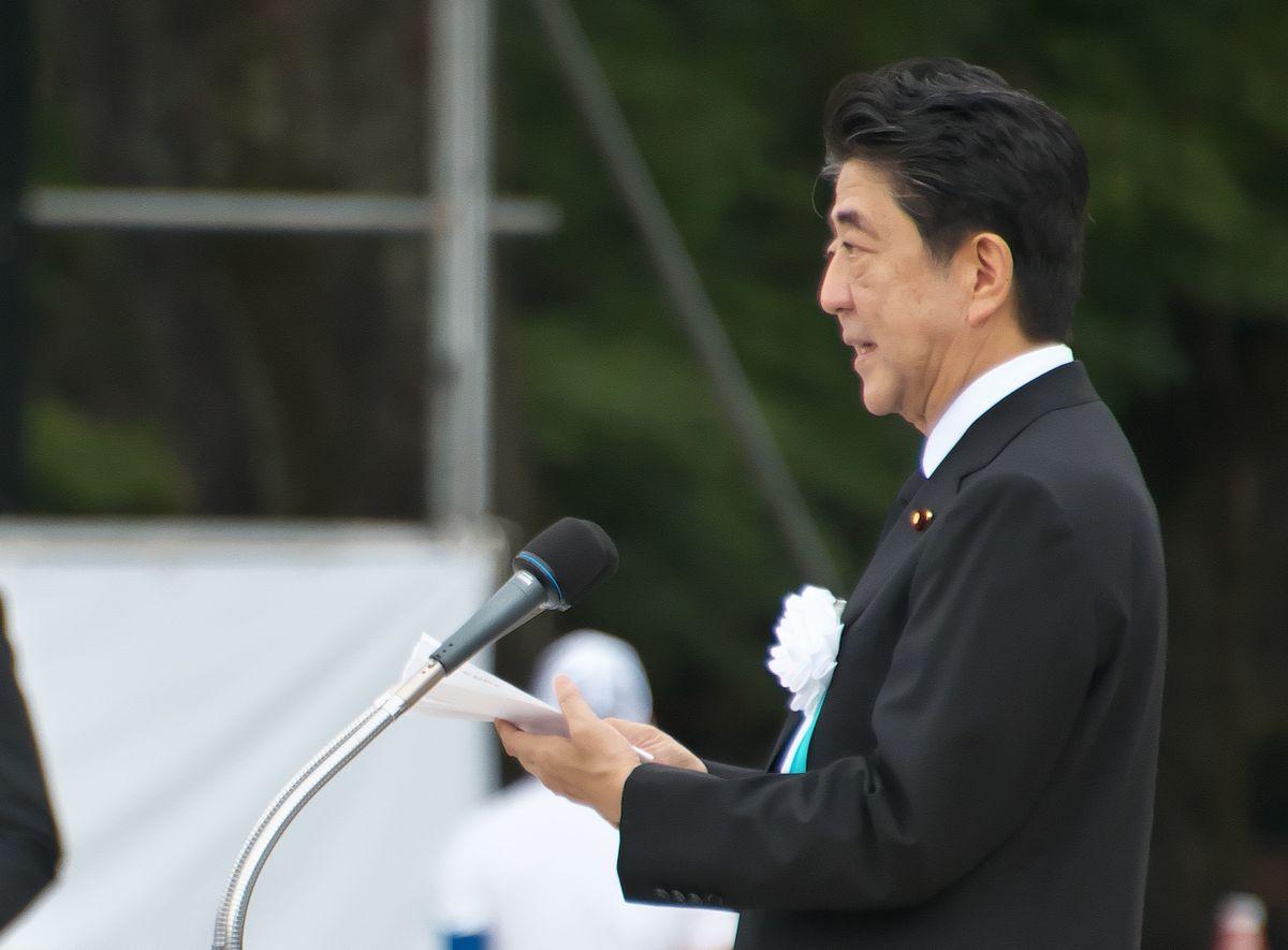 コロナ対策、日本は完全に「アジアの劣等生」 政治も科学もマスコミも機能不全という惨状(1/4) | JBpress(Japan Business Press)広島の75年目の原爆の日となる8月6日、式典であいさつする安倍晋三首相。この後、およそ1カ月半ぶりの記者会見を行…