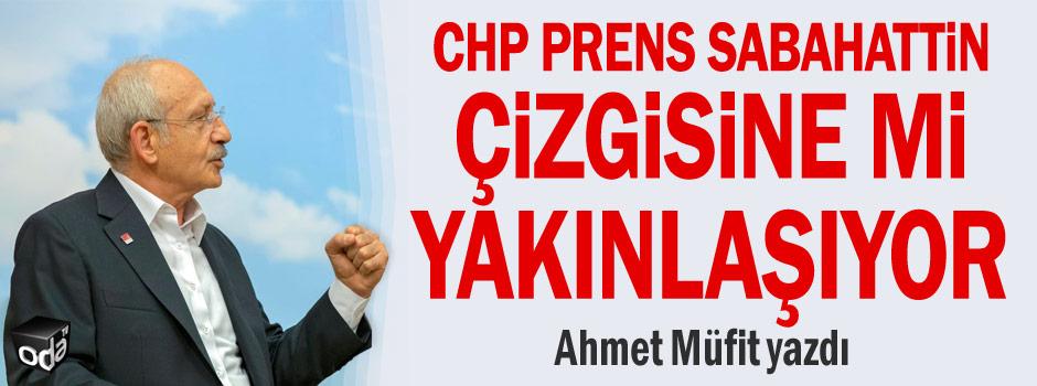 CHP Prens Sabahattin çizgisine mi yakınlaşıyor  Ahmet Müfit yazdı... https://t.co/JMfosv14Qe https://t.co/j0Wl6ZgU26