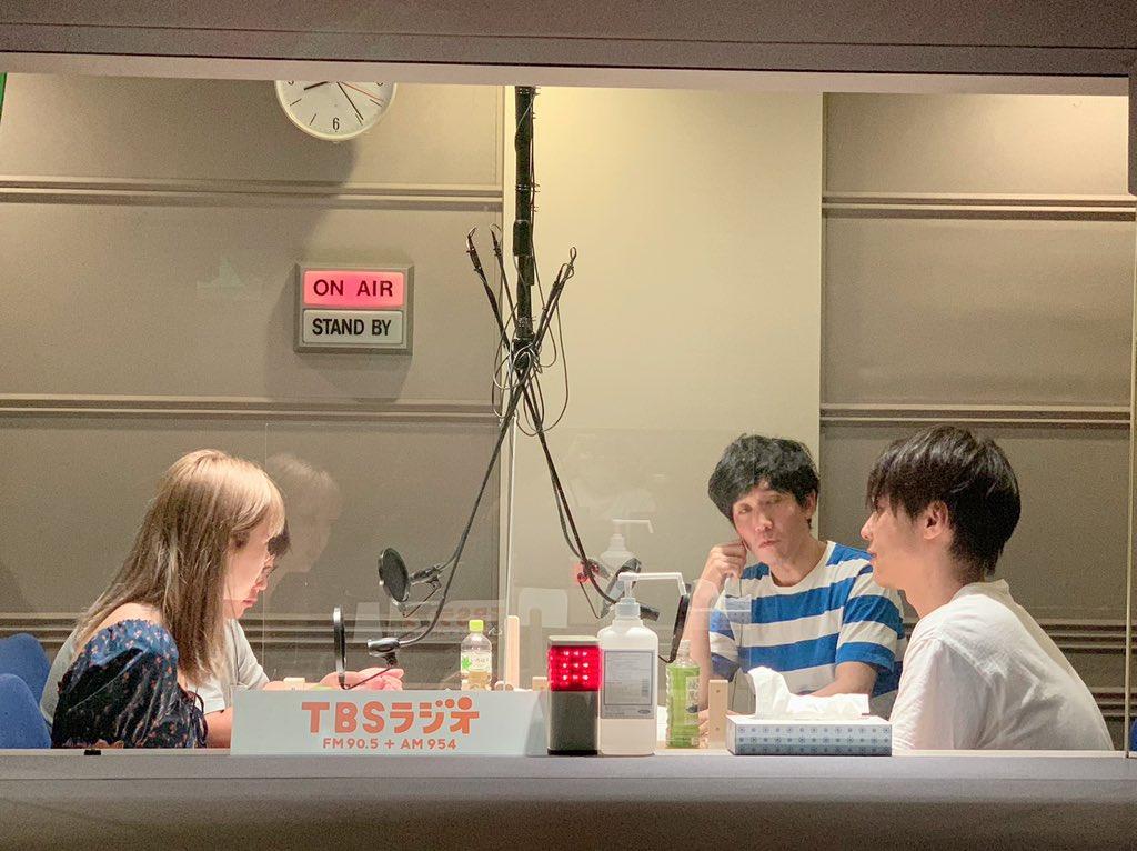 このあと夜7時〜TBSラジオ「藤田ニコルのあしたはにちようび」にこるんが今一番会いたい人!イケメンセクシー男優の一徹さんが登場😍#にこにち #radiko #アットホームスタイル