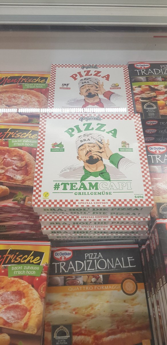Das dümmste und schlauste was ich dieses Jahr gesehen habe. #capitalbra #pizza #lockdownpic.twitter.com/t2aoLED10N