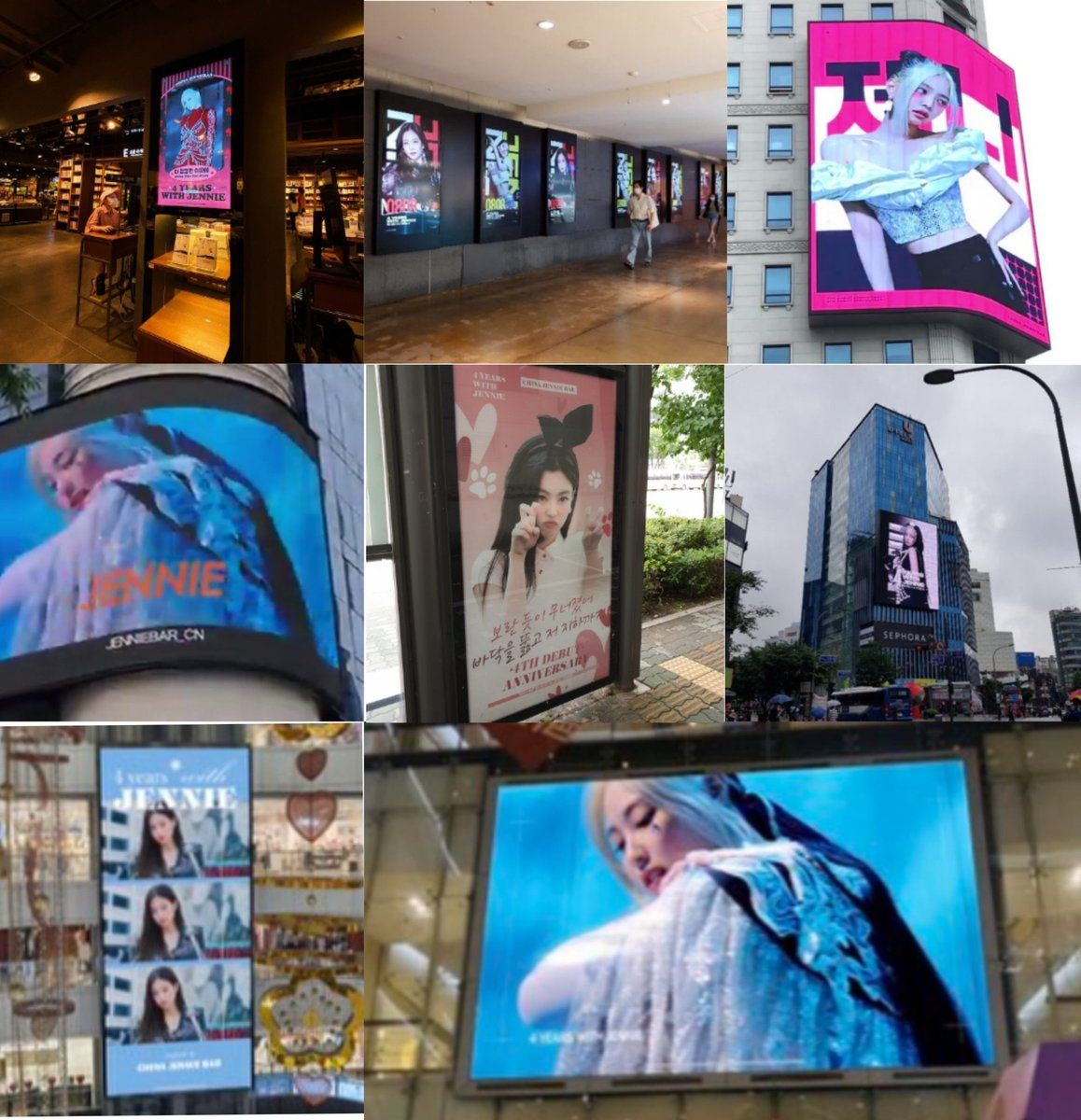 let's talk about jenniebar's projects, they didn't ask us help in funds this year so we can buy many copies of bp1 and they used their own money and pulled off alot of amazing gifts this year for #JENNIE. thank you c-jensetters, we int'l jensetters are thankful to all of you!  pic.twitter.com/qMP0mz66MV