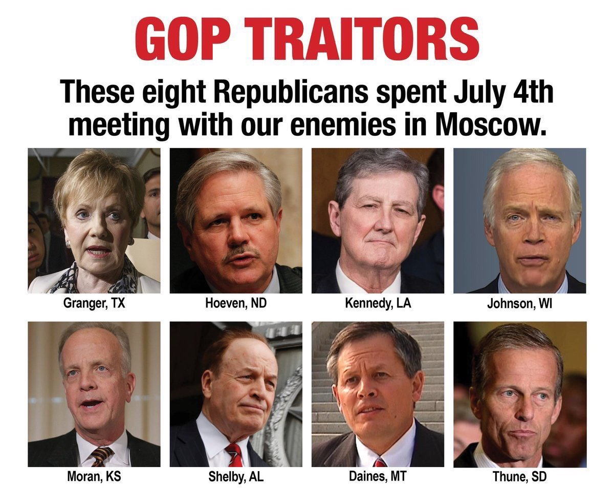 @SenRonJohnson  ON THE 4TH OF JULY, 2018 WHERE WERE YOU? pic.twitter.com/VucsqPy1EU