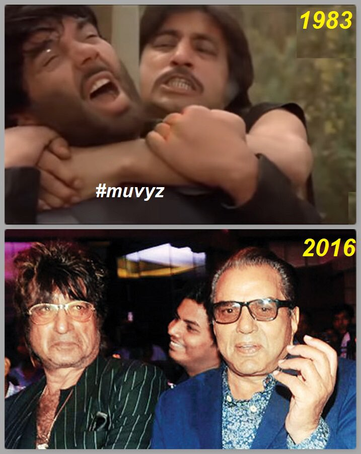 #Dharmendra #ShaktiKapoor #BollywoodFlashback #80s #muvyz #muvyz080820   @aapkadharampic.twitter.com/8fILnHQQEC